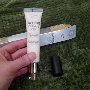 IT Bye Bye Pores Skin Perfecting Primer NWTIB!